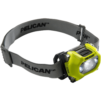 2765 Pelican IECEx Approved Headlamp