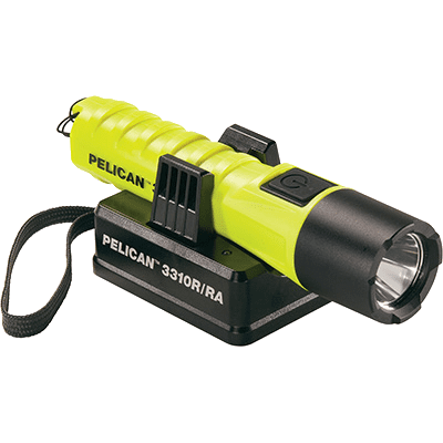 Industrial Rechargeable - Submersible (IPX8 to 1 Metre)
