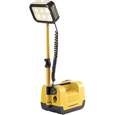 Police, Fire & Rescue (Rechargeable) - Weatherproof (IPX4)